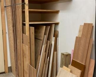 HALF OFF!  $25.00 NOW, WAS $50.00................Assorted Lumber all shown (S407)