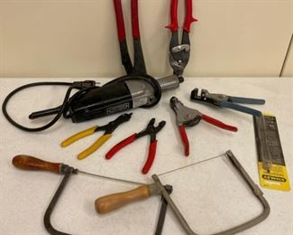 $16.00....................Assorted Tools (S392)
