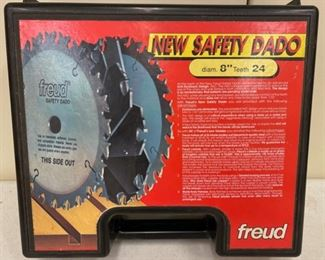 CLEARANCE !  $10.00 NOW, WAS $45.00................Freud Safety Dado (S361)