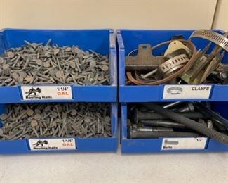 CLEARANCE !  $3.00 NOW, WAS  $12.00..............Hardware and Organizers (S351)