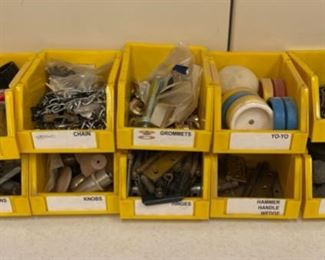 CLEARANCE !  $3.00 NOW, WAS  $12.00..............Hardware and Organizers (S348)