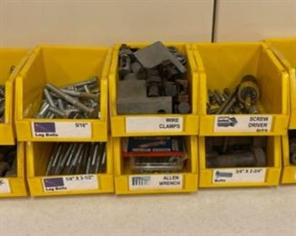 CLEARANCE !  $3.00 NOW, WAS $12.00..............Hardware and Organizers (S347)
