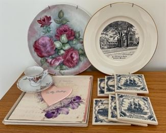 CLEARANCE !  $2.00 NOW, WAS $6.00.................Coasters and more (S332)