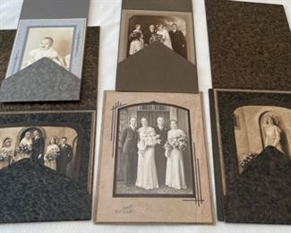 CLEARANCE !  $2.00 NOW, WAS $8.00...............Vintage Pictures 20's and 30's (S329)