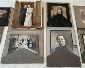 CLEARANCE !  $2.00 NOW, WAS $10.00...................Vintage Pictures 20's & 30's (S328)