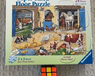 $6.00 ..................Puzzle and more (S197)