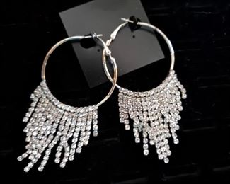 Large assortment of costumer jewelry - ALL JEWELRY IS KEPT OFF SITE UNTIL DAY OF SALE!