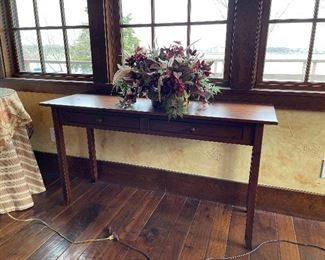 Console Table by Amish Furniture Co.