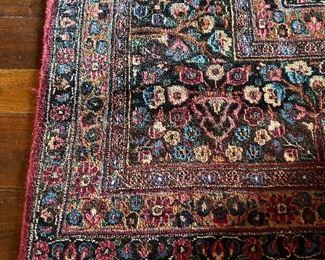 Mashad Cotton Base Rug  14.11'x 11.8'