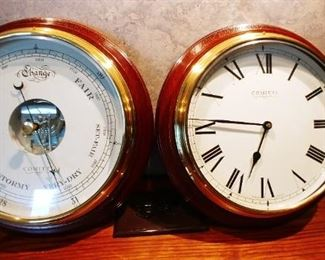 Comitti Clock and Barometer