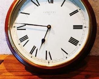 Comitti Clock