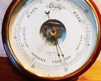 Comitti Barometer