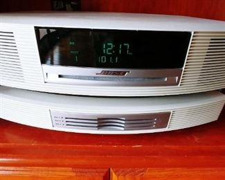Bose Radio with 3 CD Player