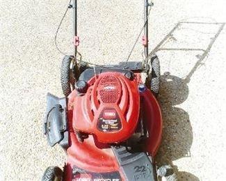 Toro Recycler Lawnmower