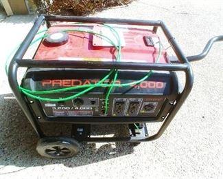 Predator Gas Generator