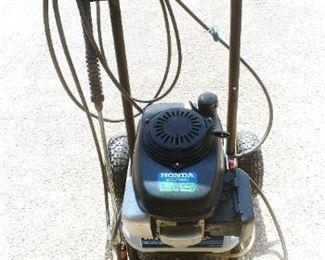 Delta Power Washer with Honda Gas Engine