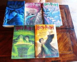 First American Edition  Harry Potter Books