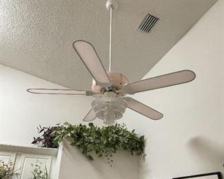 Pink Deco Fan