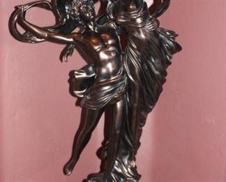 Unique statue