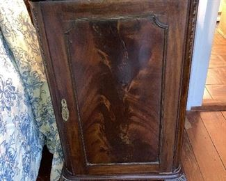 Bedside Cabinet has provenance from Waverly.
