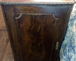Bedside Cabinet matching other, provenance  from Waverly