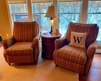 Reclining chairs / recliner Bassett Furniture
