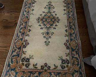VERY NICE RUNNERS AND AREA RUGS