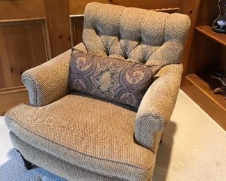 Armchair by Century - set of 2 available with lumbar cushions