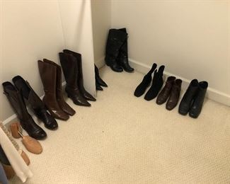 boots - size 7.5 - 8.0