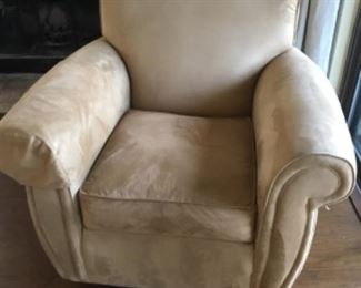 Swivel rocker - 2 of these-$150.00 each