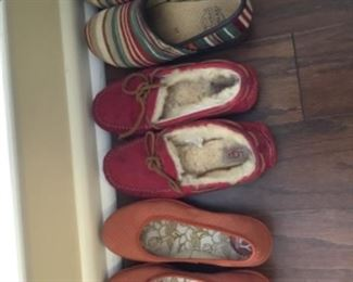 Shoes - $5 each unless marked otherwise