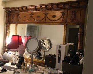 Copper clad large mirror - $350.00