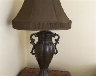 Matching lamp - 2 of 2 - $30.00 each