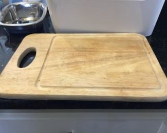 Cutting board - $4.00