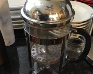 Cuisinart coffee press - 12 cup - $40.00