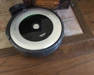 iRobot - box & instructions available $200