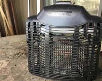 Bug zapper on patio - $14.00