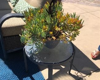 Couch is sold - but side table!