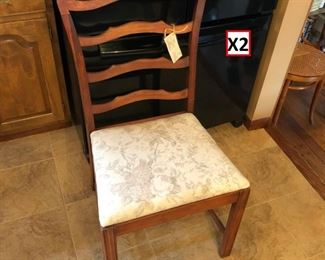 Have two of these chairs