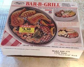Dazey Bar-B-Grill