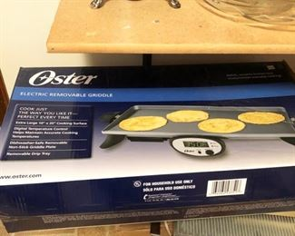 Oster Electric Removable Griddle