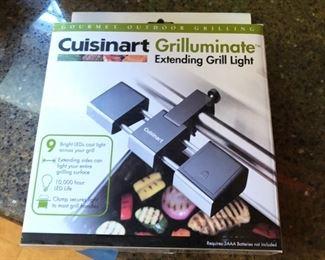 Cuisinart Extending Grill Light