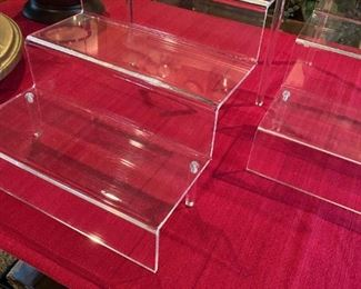Acrylic Display Stands, New Store Displays Just Unpacked!