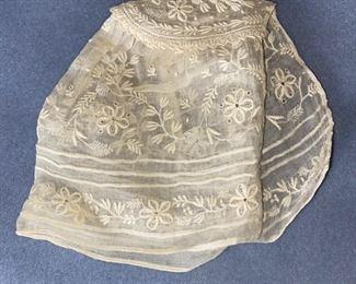 Antique Victorian Child's Cap or Bonnet