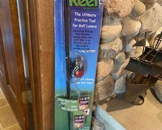 Putt & Reel Golf