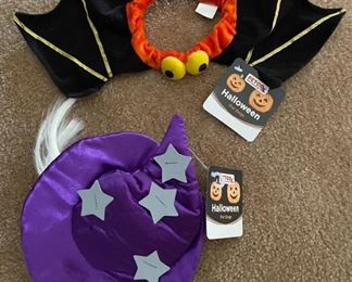 Halloween Dog Costumes - New with Tags
