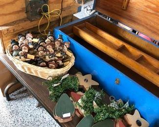Carpenter's Tool Box, Christmas
