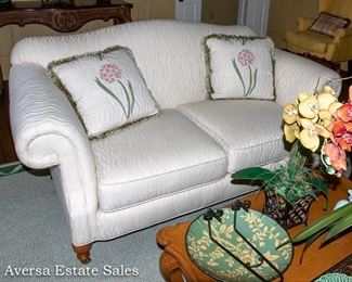 Pair of Vintage Settees - FOR SALE NOW