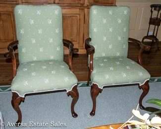Pair of Beautiful Armchairs