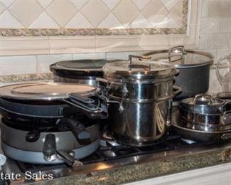 Kitchen - Pots & Pans